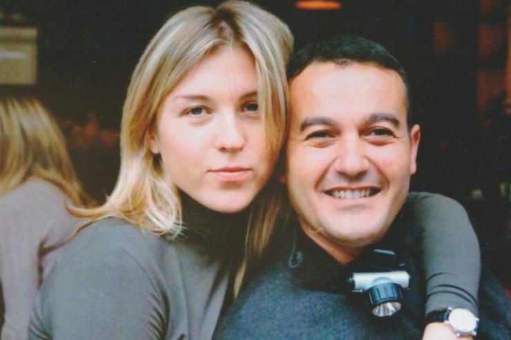 Артистка вышла замуж за итальянского бизнесмена Анджело Сеччи