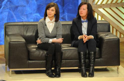 Дочь Алины и новый директор Успенской