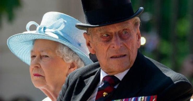 97-летний муж королевы Елизаветы II попал в аварию