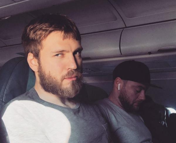 Иван Фоминов на гастролях