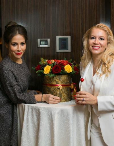 Юлия Барановская и Екатерина Одинцова