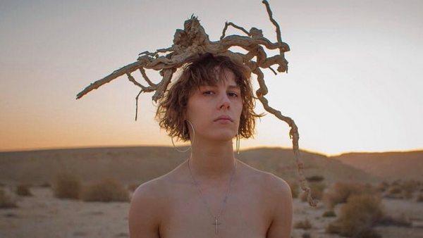 Фотографии Ирины Горбачевой были сделаны в израильской пустыне