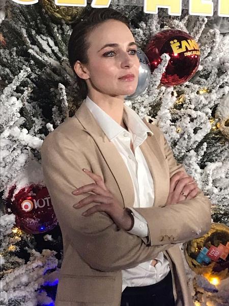 Анна Снаткина предстала в новом образе на премьере фильма «Елки последние»
