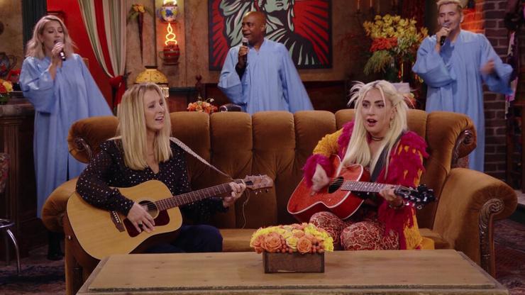 Леди Гага тоже является фанаткой сериала