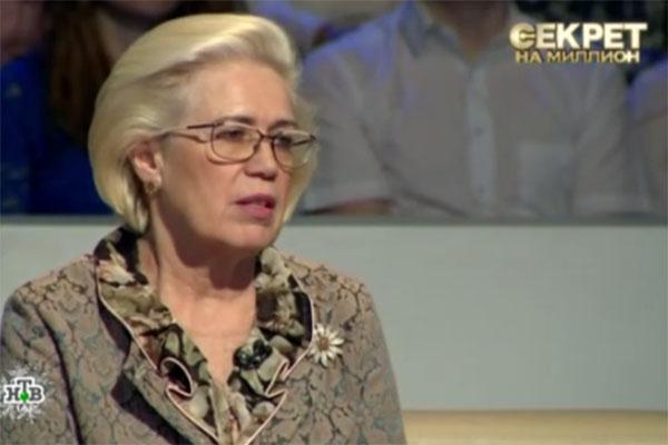 Жена Бедроса Киркорова Людмила до сих пор не смирилась с утратой