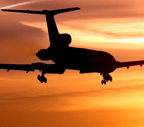 Самолет Ту-154 потерпел крушение рано утром в районе Сочи во время вылета из аэропорта Адлера