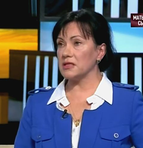 Ирина Мадалинская