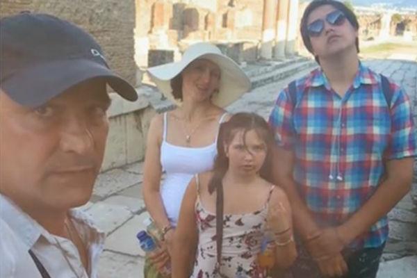 Ярослав и его супруга редко разлучаются надолго