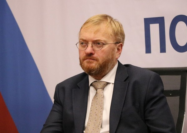 Виталий Милонов критикует шоу-бизнес