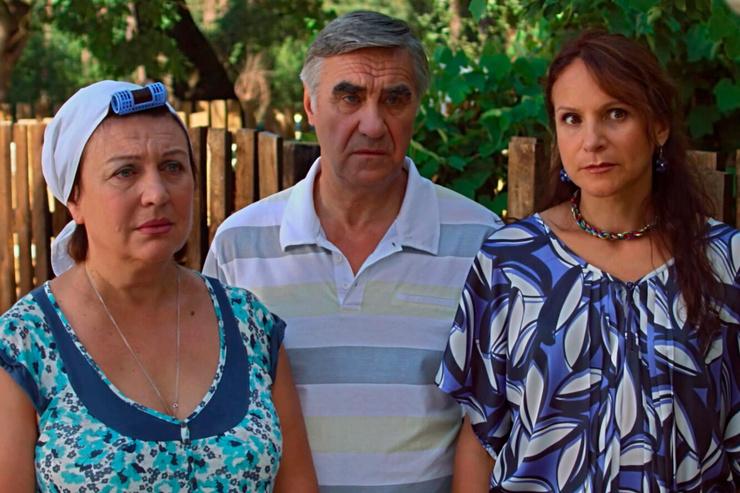 Актеры сериала «Сваты»
