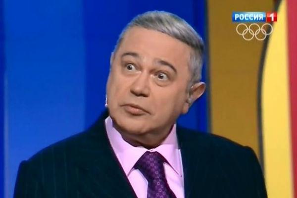 Петросян уже более двадцати лет работает на телевидении в качестве юмориста