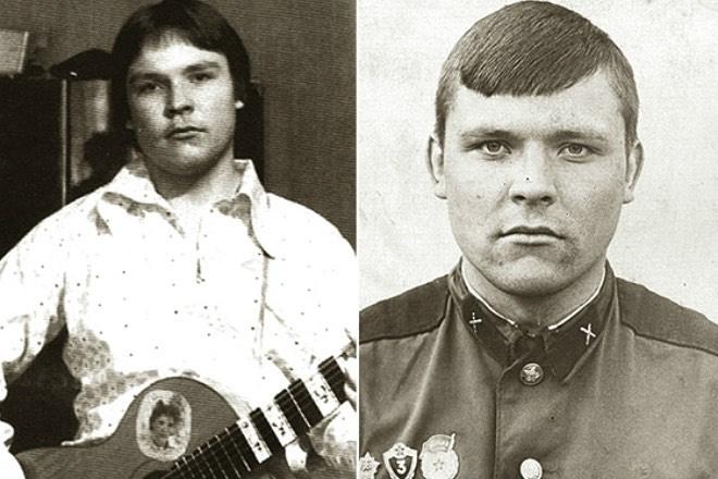 Михаил Круг был убит в возрасте 40 лет
