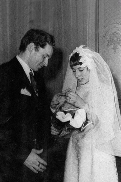 В 1972-м Алексей женился на Людмиле Смирновой