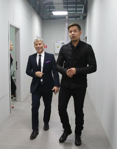 Олег Газманов и Стас Пьеха