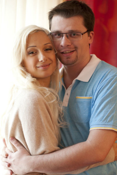 Юлия и Гарик Харламовы