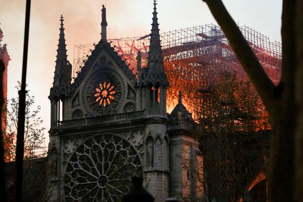 Общество: Миллионы евро на восстановление Нотр-Дама: звезды и олигархи делают пожертвования – фото №7