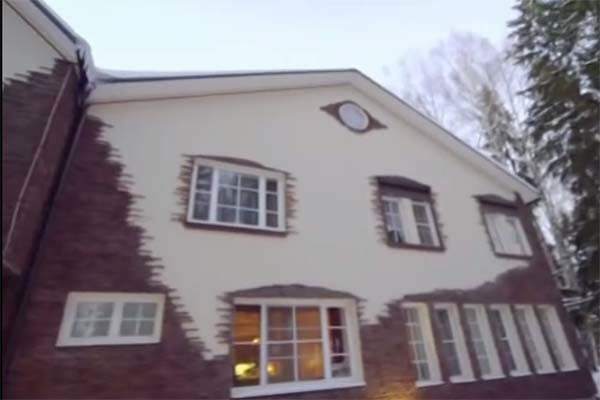 Этот дом Ирина Аллегрова купила в конце 90-х годов