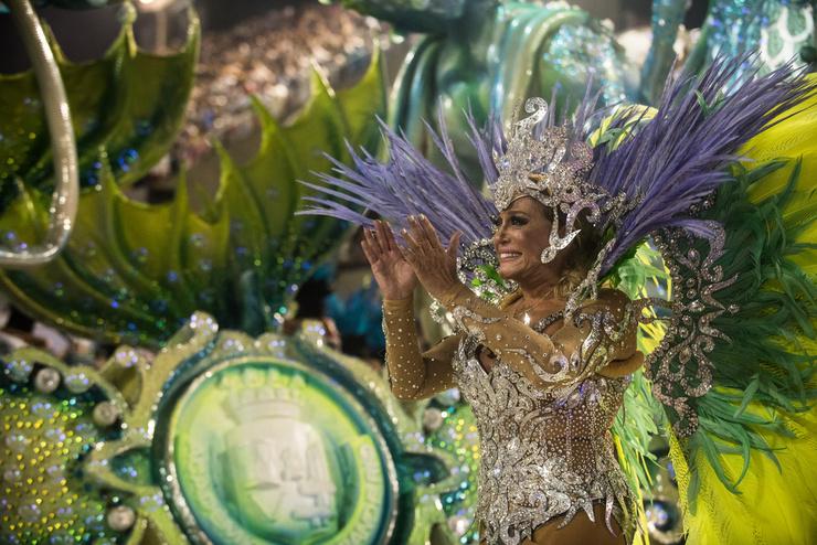 Актриса всегда считалась секс-символом Бразилии