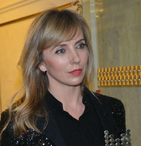 Светлана Бондарчук отмечает девичник