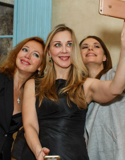 Елена Захарова, Ирина Ващенко, Ирина Лачина