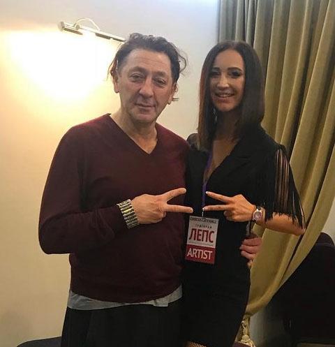 Григорий Лепс и Ольга Бузова