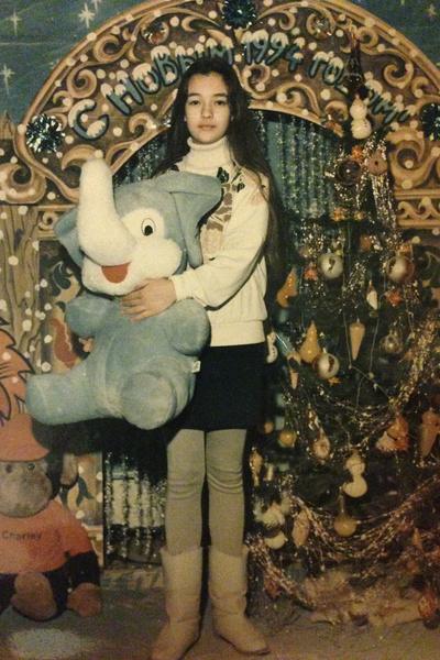 Ольга Павловец с детства мечтала стать актрисой