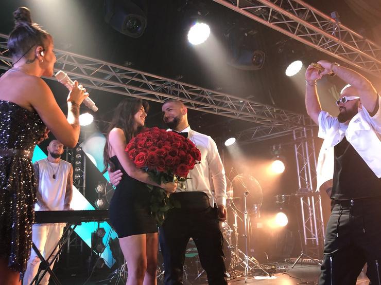 Артик & amp;  Асти поздравил коллегу и друга песней