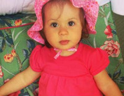 Дочь Виктории Бони дебютировала в «Инстаграме»