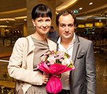 Муж Нонны Гришаевой простил ей измену