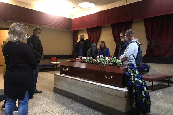 В Петербурге простились с Александром Прико