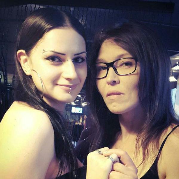 Ника Лировская и Наталья Бантеева