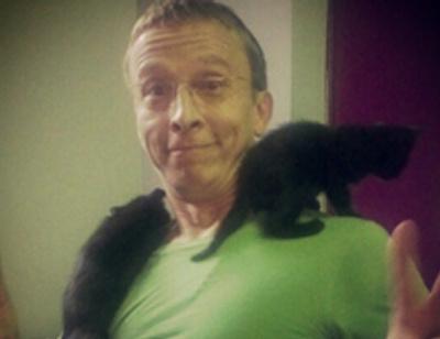 Иван Охлобыстин раздает котят