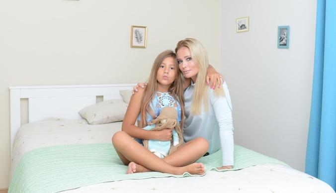 Дочь Даны Борисовой госпитализировали в детскую больницу после скандала с мамой