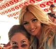 Нюша дает советы беременной Виктории Лопыревой