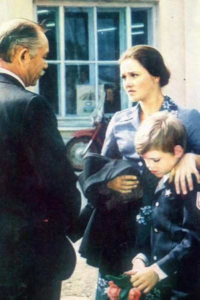 В «Близкой дали» Прохоренко сыграла Анну Владимировну Тальникову