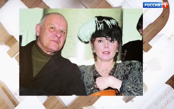Клара Борисовна и ее супруг Юрий были счастливы в браке около 30 лет