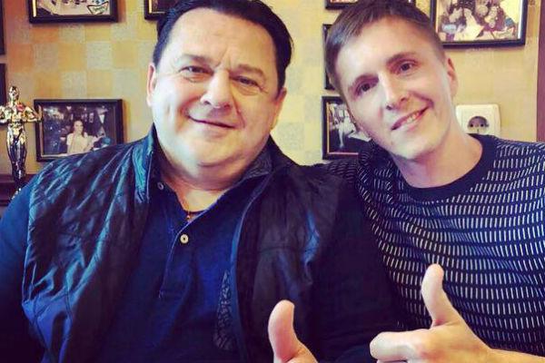 Игорь Саруханов и Олег Влади помирились