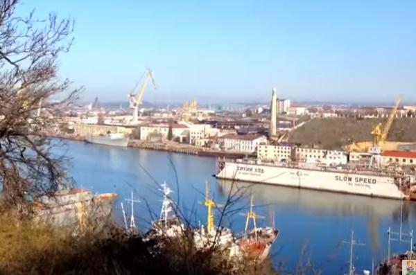 Так Севастополь выглядит в декабре