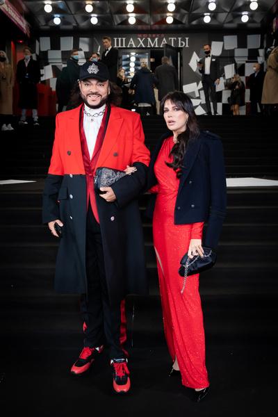 Среди гостей громкой премьеры была замечена не только Ольга Бузова, но и Филипп Киркоров