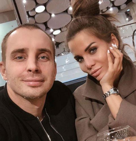 Константин Иванов и Александра Гозиас