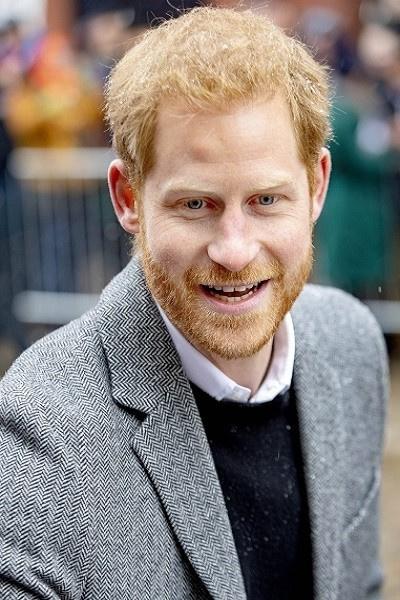 Принц Гарри был замечен в пабе