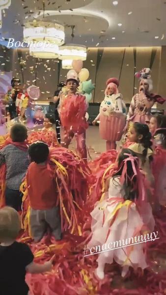 Конкурсы были интересны детям и взрослым