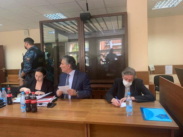 Суд над Михаилом Ефремовым 1 сентября: прямая трансляция