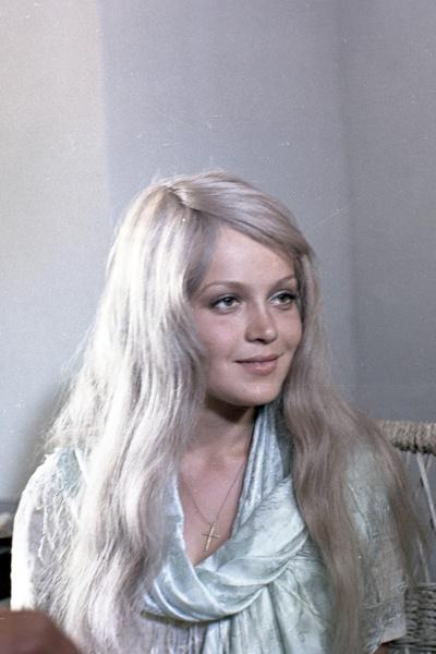 Ирина Шевчук стала первой звездной возлюбленной Талгата