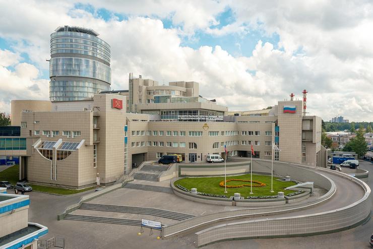 Клиника Алмазова считается одной из лучших в Петербурге