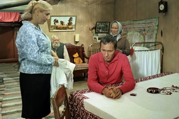 Василий Шукшин умер вскоре после выхода картины «Калина красная»