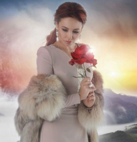 Стартует звездный фотопроект «Русская зима согреет всех»