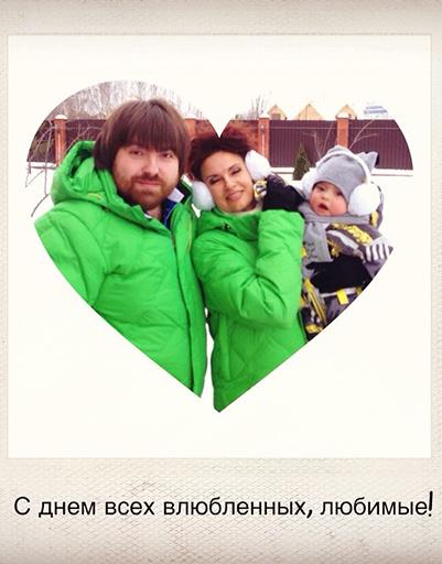Счастливое семейство Эвелины Бледанс