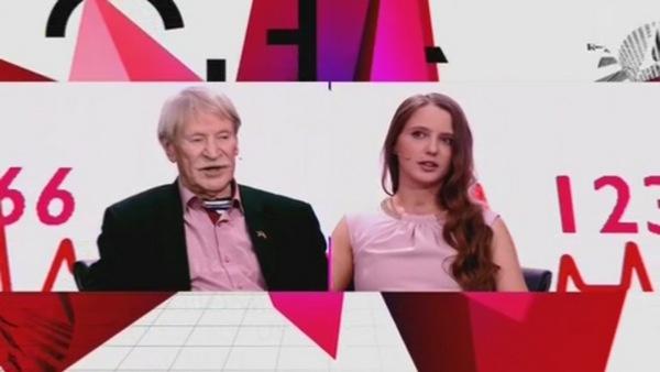 Наталья Краско говорит, что искренне влюблена в мужа