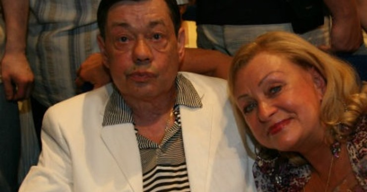 Вдова Николая Караченцова: «Я жила с ним единым дыханием»
